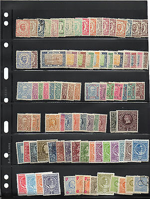Montenegro Old Stamps Collection