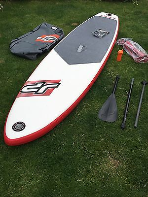 """JP-Australia LEC 10'6"""" Inflatable Stand UP Paddleboard Package"""