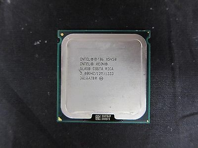 INTEL XEON QUAD X5450 (SLASB) 3GHz/12MB Cache/1333MHz FSB/Socket 771