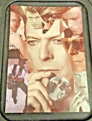David Bowie 1990 Sound & Vision Tour Concert Program Original Nice L@@k!