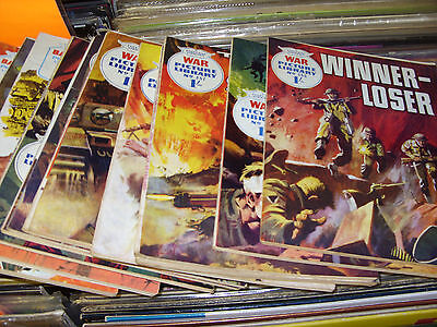 War Picture Library Comic  x 11  Issues 1960s