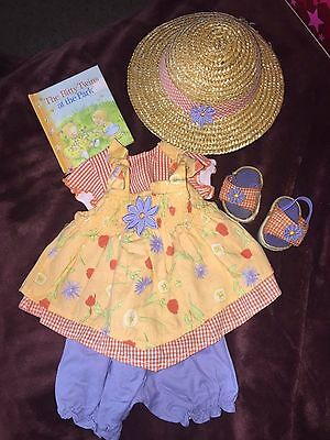 American Girl Bitty Baby Country Day Outfit Retired