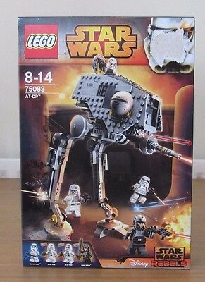 Lego Star Wars - 75083 - AT-DP Brand New in Box