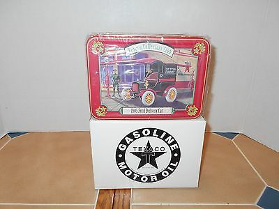 Texaco Collector Club #4 1905 Ford delivery panel,1:43 scale,MIB,stock#H276-1HUO