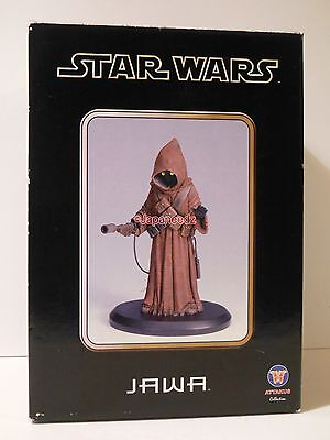 """Star Wars ANH Attakus Jawa Cold Cast Resin 10"""" Statue Limited Edition Figure MIB"""