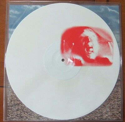 The Prisoner....white Vinyl Lp..ost....soundtrack..cult Tv....new