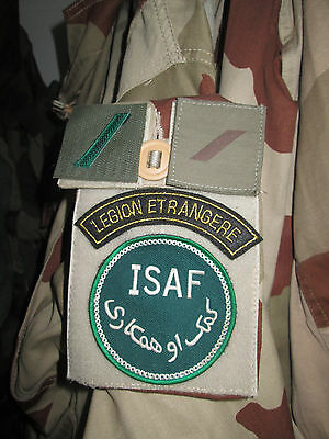 French Foreign Legion 2 REP -ISAF-AFGHANISTAN- set patches legionary 1 class