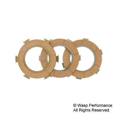 Ferodo Clutch Friction Plate Set - Vespa PX125 / PX150 1977 - 1998