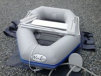 Inflateable dinghy. 1.8m  Wav Eco. Mint condition