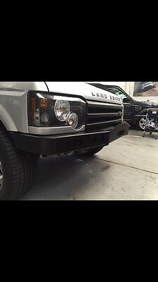 Land Rover Discovery 2 Td5 / V8 Front Winch Bumper Drl