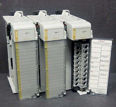 1769-OF2 1769-0F2 Compact I/O MicroLogix Allen Bradley Output Module 2 Point PLC