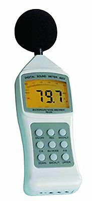Digital Sound Meter, Model DSM8922 , Backlight and RS-232 Output...NEW IN BOX