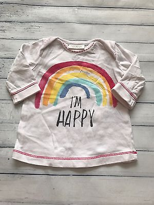 Baby Girls Clothes Newborn - Pretty Next  T Shirt Top -