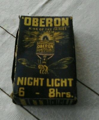 Oberon night lights