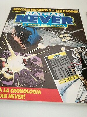 speciale Nathan Never n 5