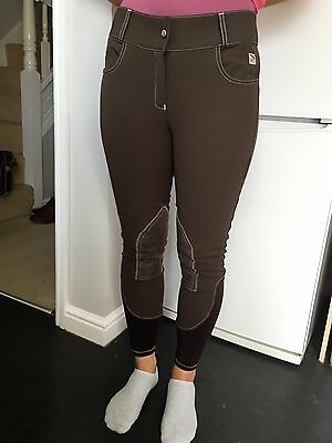 Whitaker Ladies Breeches Jodhpurs Size 12