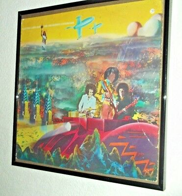 Jimi Hendrix , Electric Ladyland 2.., Framed Album Cover