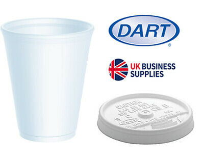 Polystyrene Insulated Disposable Cups & Lids