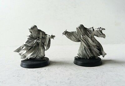 games workshop  Lord of the rings metal ring wraiths