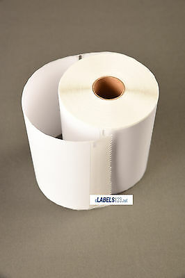 2 Rolls 220 LabelWriter Thermal Shipping Labels 4x6 Compatible 1744907 Dymo 4XL