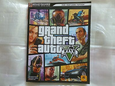 Bradygames  Guide  For  Grand  Theft  Auto  5.