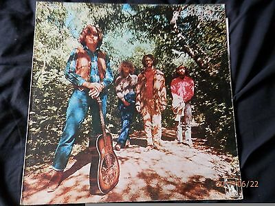 """Creedence Clearwater Revival vinyl LP Record """"Green River"""" in Good Condition LBS"""