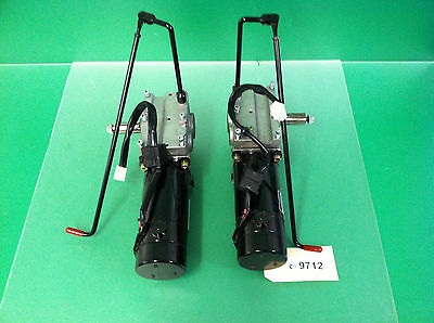 Left & Right  Motors / Gearboxes for Quickie Aspire Power Wheelchair  #9712