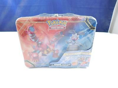 Speelgoed POC401 Pokemon Collectors Chest 2016 Treasure Tin Aufbewahrungsbox Box