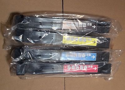 Set of 4 Gen.  HP CB390YC CB381YC CB382YC CB383YC CMYK New Open Boxes