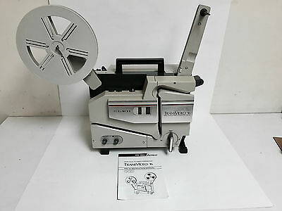 Elmo TransVideo 16 TRV-16 16mm Film-To-Video Converter