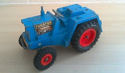 Vintage Triang 'Tugster' Tractor with working steering
