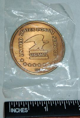 RARE 1971 United States Postal Service USPS commemorative coin or medal