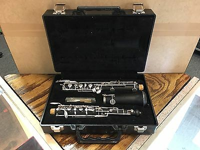 Pre-Owned Jupiter Oboe 355 with Hard Case, Good Condition, Free Shipping!
