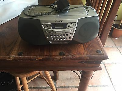 Sony Radio And Cassette Corder