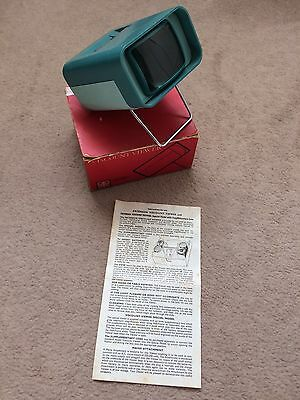 Vintage Paterson Viscount Slide Viewer