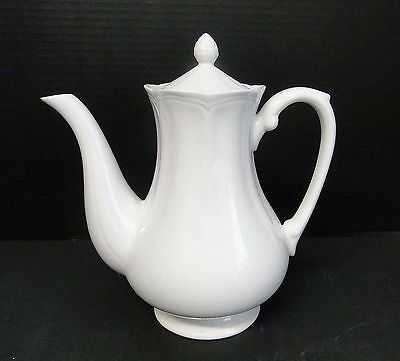 Sears Harmony House FEDERALIST White Coffee Pot