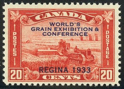 203 - 20c Grain Expo Gorgeous Never Hinged Single - FRESH!