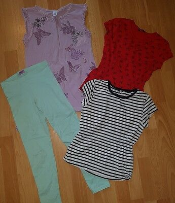 Small bundle of girls clothes age 8-9