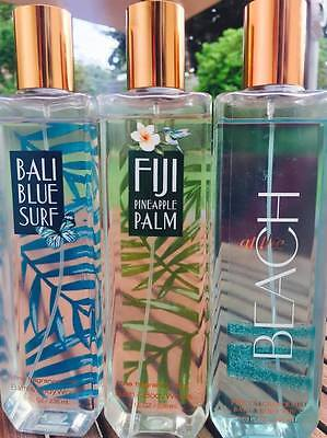 LOT 3 Bath and Body Works Brumes Parfumees