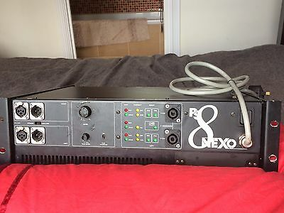 NEXO PS8AMP  Amplifier