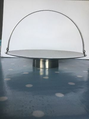 Vintage Old Hall Cake Stand with Folding Handle