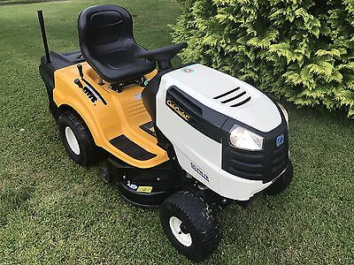 "MTD Cub Cadet 714 TE 36"" Cut 420 cc Petrol Ride Sit On Lawn Mower 2015"