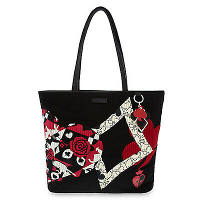 Disney Alice in Wonderland Tote Vera Bradley New with Tags