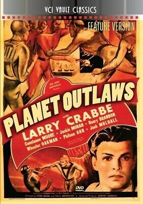 Planet Outlaws [New DVD] Manufactured On Demand, NTSC Format