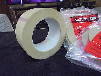 LOT of 1 units - 3M FINE LINE TAPE 218 - 2 in 60yards  SHIPPING 5$/u 2+