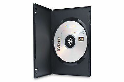 ednet DVD Single Case slim