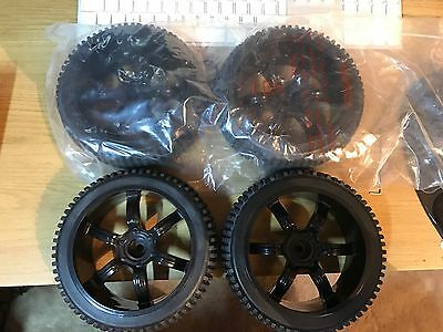 FG Wheels and Tyres fit Marder/Baja Monster Truck/Beetle