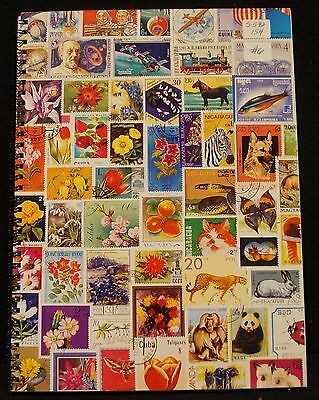 Private Beautiful Artistic Ajman Stamp Collection With 203 New And Used Stamps