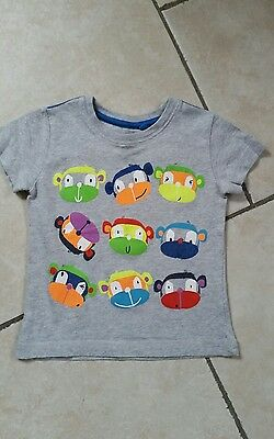 Baby boy t shirt age 6-9 mths from NEXT *EXCELLENT  CONDITION *