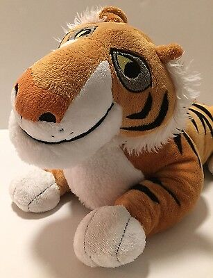 Disney Store Shere Khan Tiger Jungle Book Plush Toy Animal 15 Inch